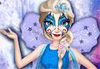 Elsa i jej maska