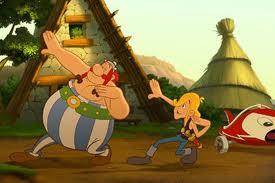 Gra Asterix i wikingowie