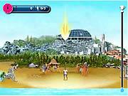 Gra piłka plażowa online