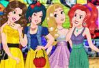 Księżniczki przed balem