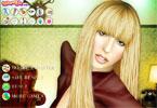 Lady Gaga makijaż