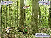 Polowanie w lesie
