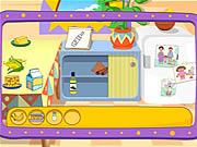 Gra gotowanie Dora
