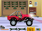 Gra Pimp My Jeep