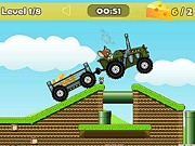 Tom nad Jerry Tractor