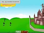 Atak na zamek