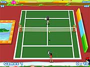Turniej w tenisa dla dziewczyn online