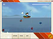 Gra Łowienie ryb na czas