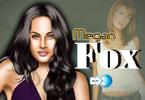 Megan Fox makijaż