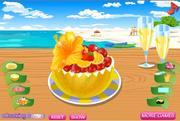 Przepis na letnią sałatkę owocową