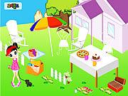 Gra Zabawa w ogrodnika
