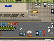 Parkowanie karetką, strażą pożarną i policją