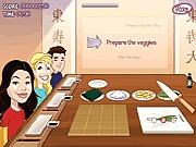 Icarly sushi online