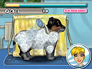 Gra mycie psów dla dzieci online