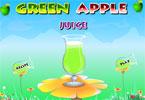 Sok z zielonych jabłek