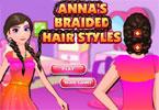 Nowe włosy Anny