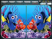 Różnice na obrazkach Disney pixar