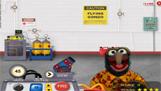 Wystrzel Gonzo muppeta