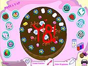 Dekorowanie tortu dla dzieci