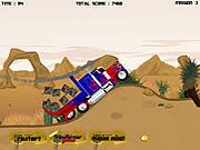 Transformers: misja na pustyni