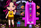 Monster High dziecko