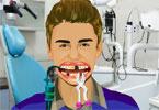 Justin Bieber u dentysty