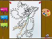 Tom i Jerry: Połącz liczby