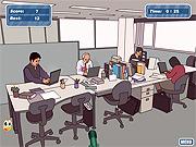 Paintball w biurze