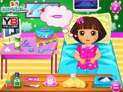 Dora jest chora