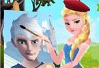 Elsa jest malarką