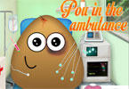 Pou w ambulansie