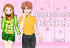 Brandon i Jessica