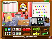 Gra Nauka gotowania z Luigi