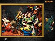 Układanka z Toy Story