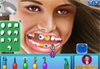 Stefania u dentysty