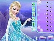 Ubieranki Elsa Kraina Lodu