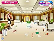 Posprzątaj pokój hotelowy