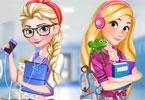 Elsa i Roszpunka