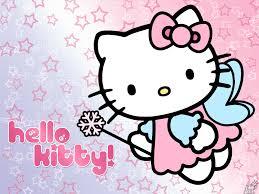 Wyszywanka z Hello Kitty