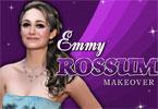 Emmy Rossum makijaż