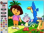 Dora i Rabuś dla dzieci