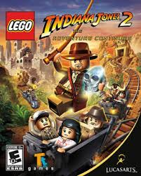 Indiana Jones 1 i 2 Lego