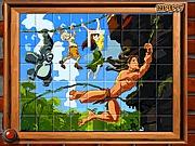 Puzzle Tarzan