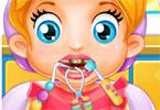 Lizzie u dentysty