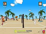 Turniej siatkówki dla zająców