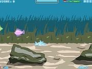 Gra z rekinami dla dzieci