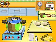 Lekcja gotowania na dziś: Cheesburger