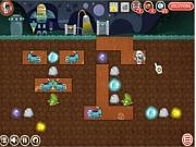 Gra kopanie w ziemi dla dzieci